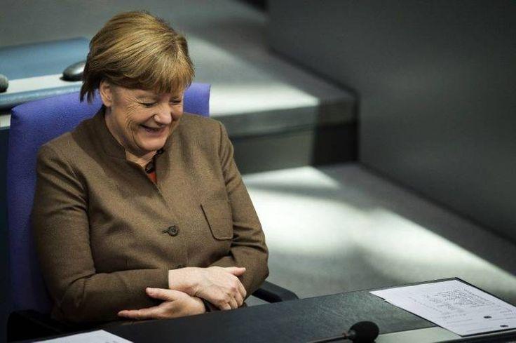 Angela Merkel, 2016