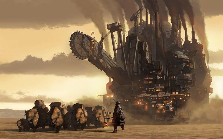 Θεοί του Ατμού: Steampunk οράματα: Βασικοί τρόποι προώθησης της ανθολογίας: