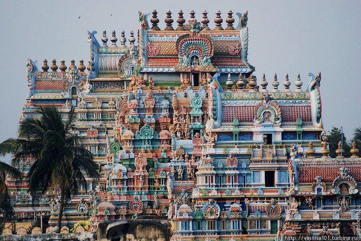Пять чудес Южной Индии http://chert-poberi.ru/interestnoe/pyat-chudes-yuzhnoj-indii.html