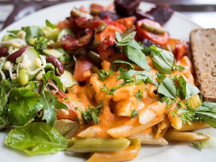 Zucchini -one of best vegetarian restaurants in Helsinki