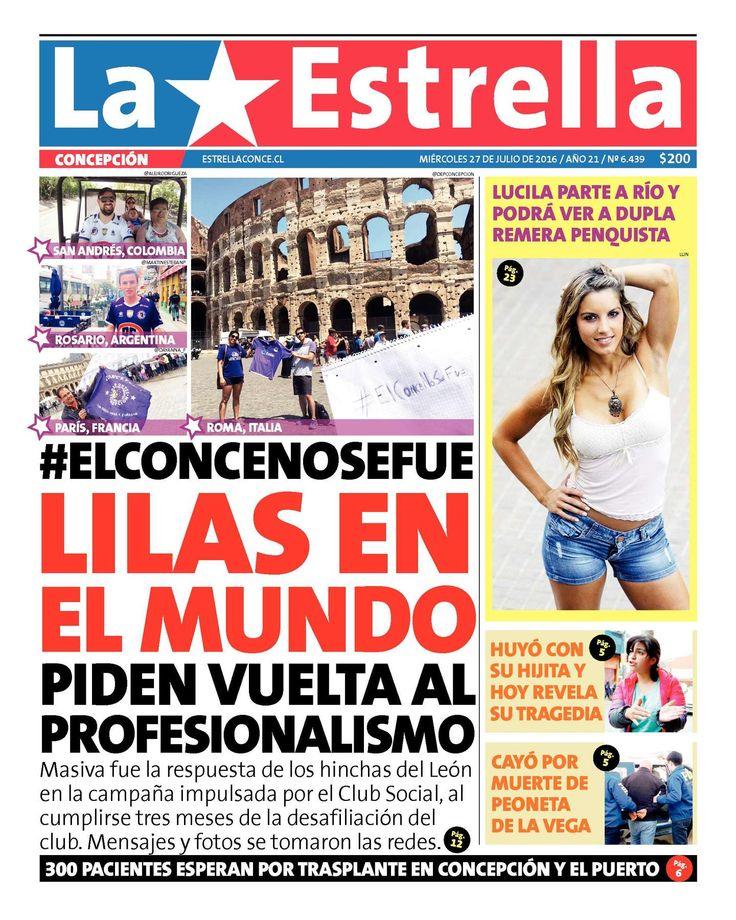 Página 1 | La Estrella de Concepción