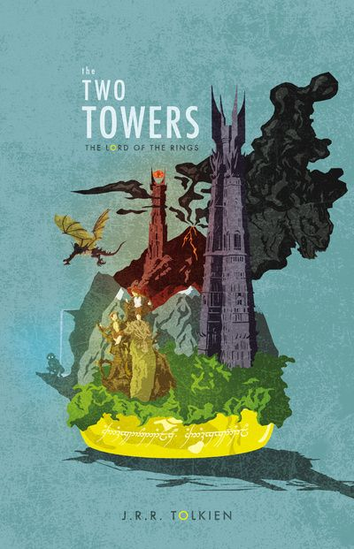 Lord of the Rings - The Two Towers (by Phil Giarrusso)