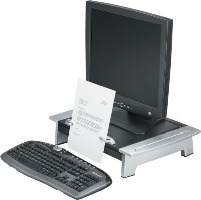 Fellowes Office Suites Monitor Riser Plus
