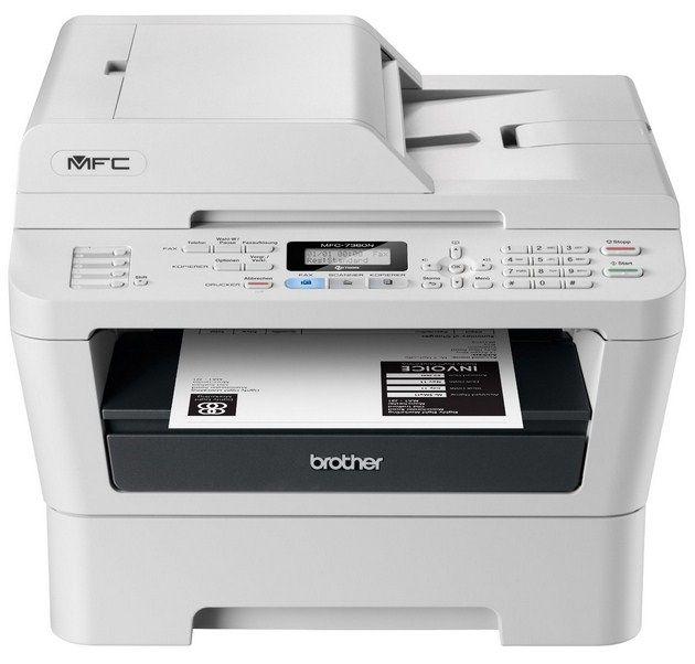 Brother MFC-7360N Driver Printer Download