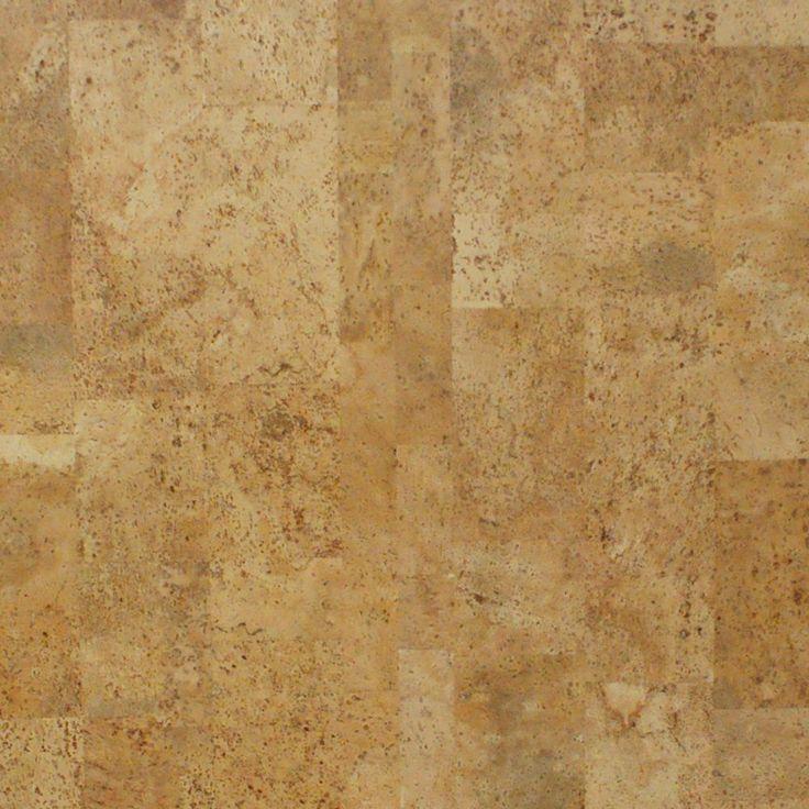 Cobblestone Plank Cork 13/32 Inch Thick x  5-1/2 Inch Width x 35-5/8 Inch Length Flooring (10.92 Sq.Ft./Case)