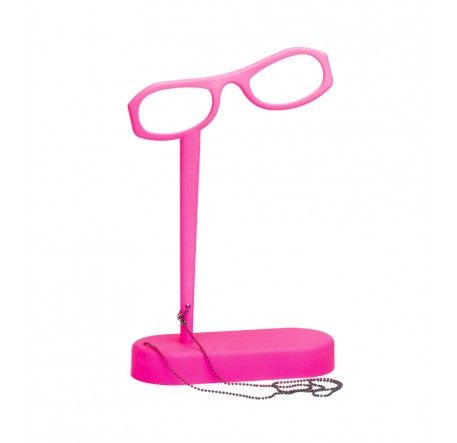 Lunettes Loupe de lecture sur pied See Pink Fluo I See Concept