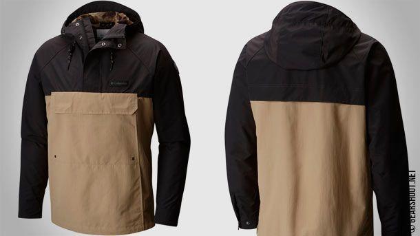 Columbia выпустила новую прочную и водостойкую аутдор куртку South Canyon Creek Anorak