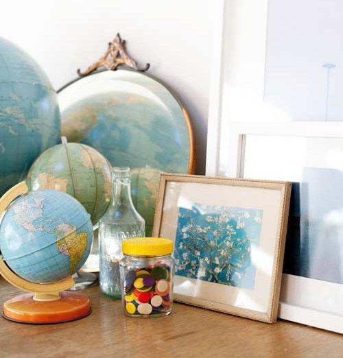 bo_collections_globes via Design Sponge http://www.designsponge.com/2012/07/sneak-peek-best-of-collections.html