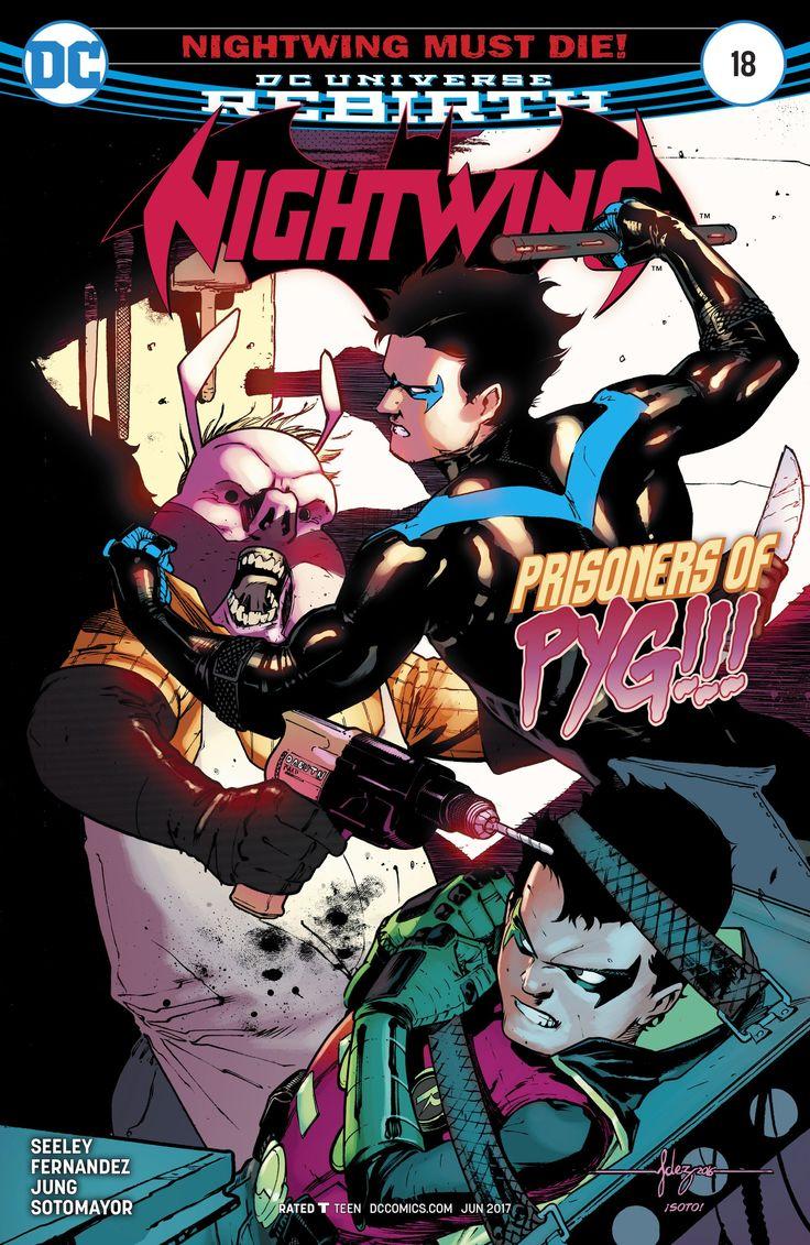 Nightwing (2016) Issue #18
