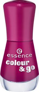 colour & go nagellak 175 be berry now! - essence cosmetics