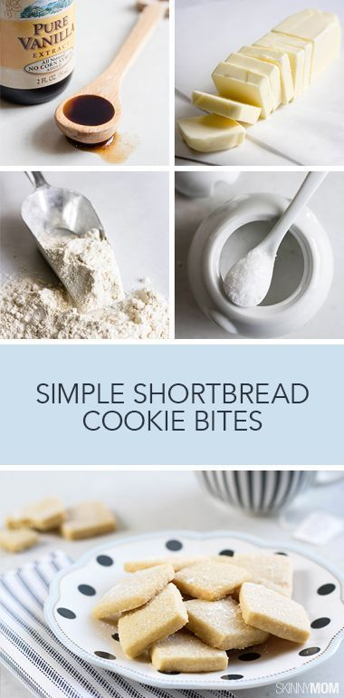 With only 20 calories per cookie, you can munch on these all day!