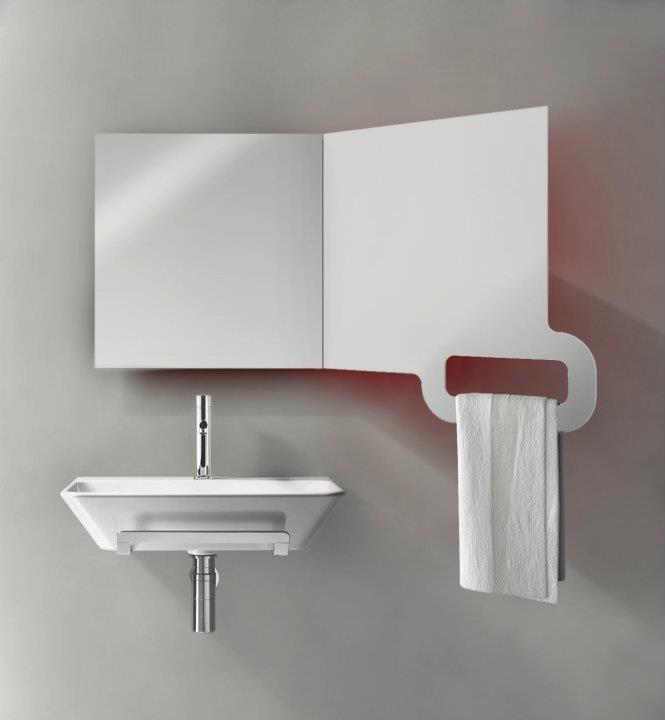 Specchio Ring, prodotto da IBB  design studiomartino.5