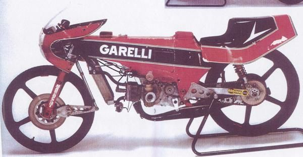 garelli 50cc gp