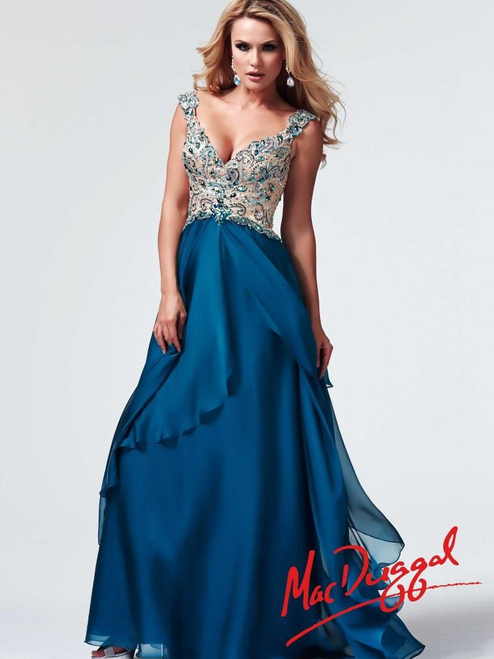 Mac Duggal Prom Style 82025M now in stock at Bri'Zan Couture, www.brizancouture.com