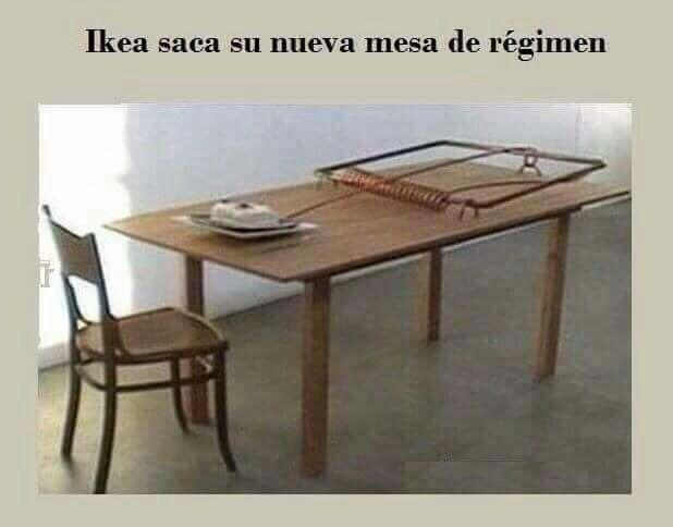 Nueva mesa ikea