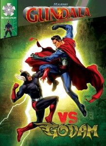 #Gundala vs #Godam  #komik #komikIndonesia #komikjadul