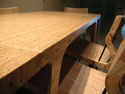 years in the making osb table to do list pinterest osb board. Black Bedroom Furniture Sets. Home Design Ideas