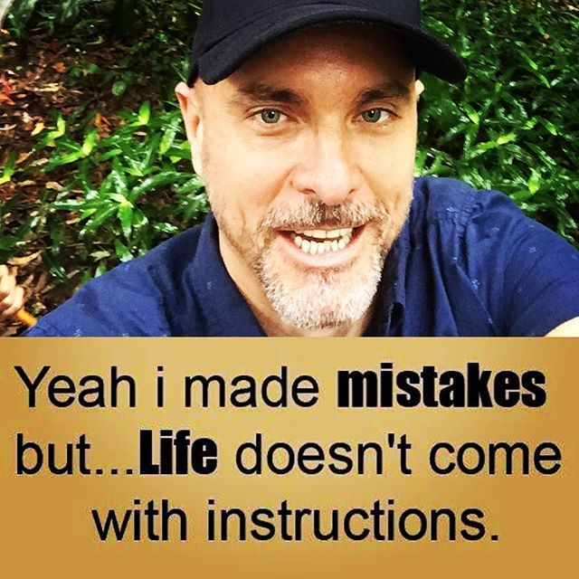 Life is a journey and no journey is smooth sailing. Remember to enjoy the journey, and learn from your mistakes.  Hit me up for some free mindset tips & tricks you can use starting today at nlpmindcoach.com #makeithappen #begreat #succeed #ambition #empower #mindset #personaldevelopment #mistakes #life #happens
