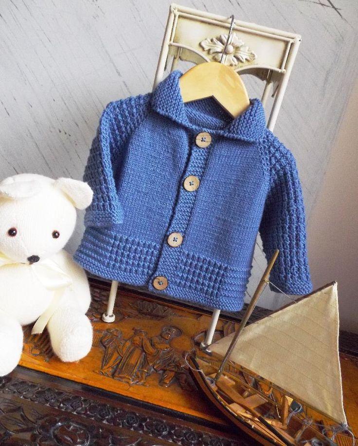Seamless Top Down Cardigan Knitting pattern by OGE Knitwear Designs | Knitting Patterns | LoveKnitting
