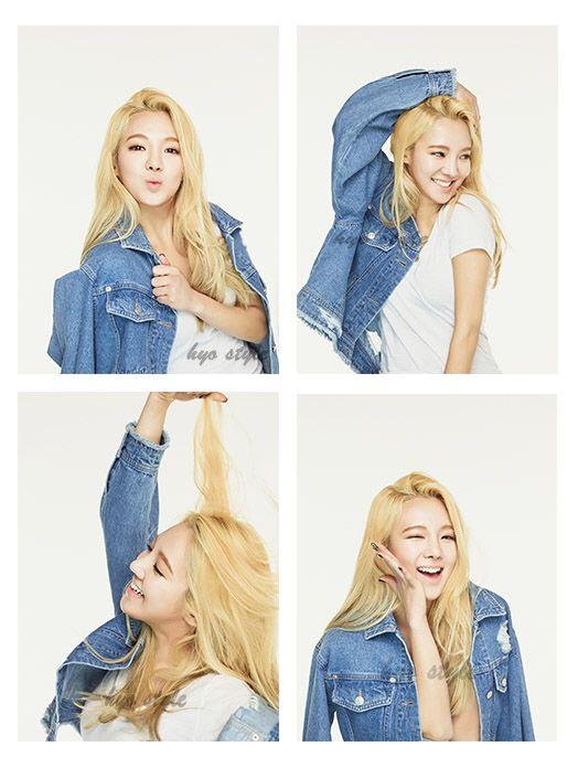 my girl <3 Hyoyeon