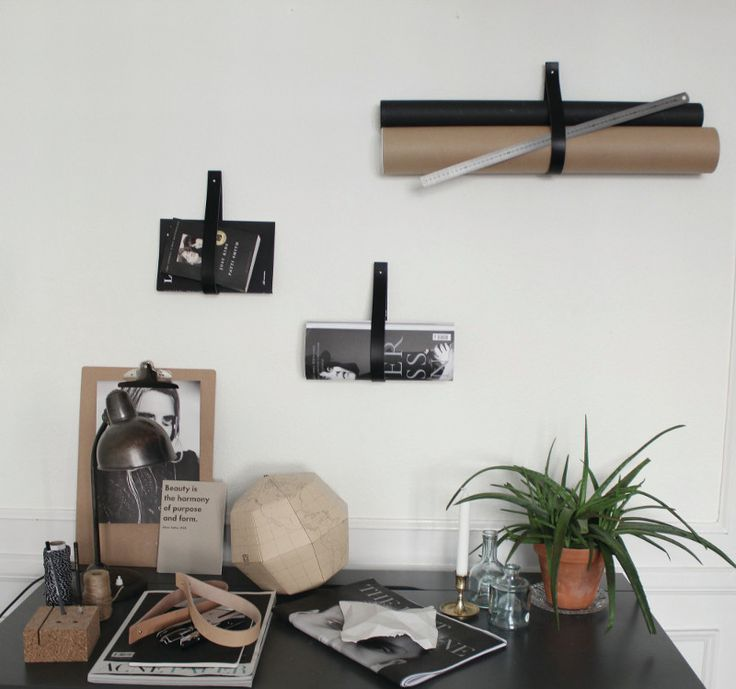 Things We Love | Mathilda Clahr M straps from Norsu Interiors | Home Ideas magazine
