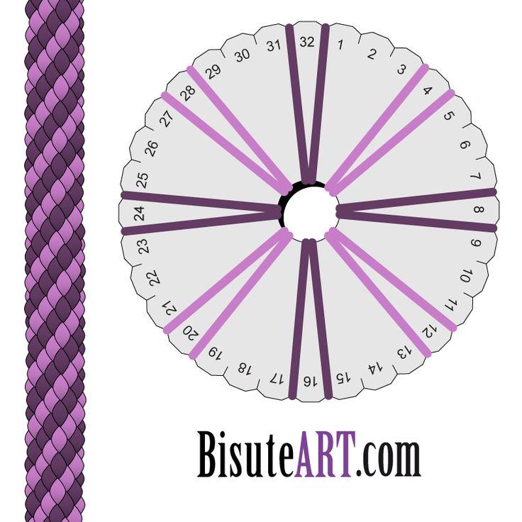 Cordón para el colgante estrella | El Blog de BisuteART