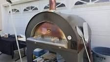 HUGE Outdoor Wood Fired Pizza Oven