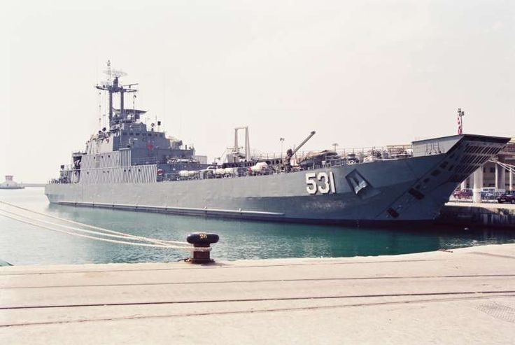 KRI Teluk Gilimanuk (531) merupakan kapal pertama dari kapal perang jenis kapal pendarat kelas Teluk Gilimanuk milik TNI AL. KRI Teluk Gilimanuk dibangun oleh VEB Peenewerft, Wolgast, Jerman Timur pada tahun 1976 untuk Angkatan Laut Jerman Timur dengan nomor lambung 611. Kapal berjenis Frosch-I/Type 108 ini kemudian dibeli pemerintah untuk TNI Angkatan Laut pada tahun 1994.