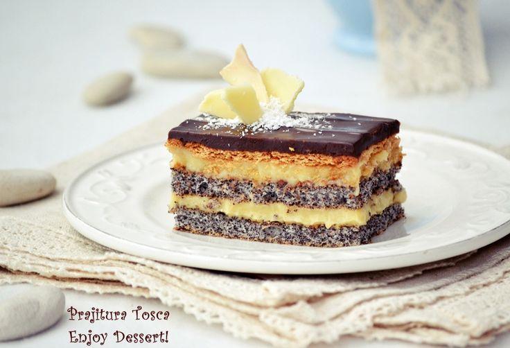 Best Tosca Cake Recipe