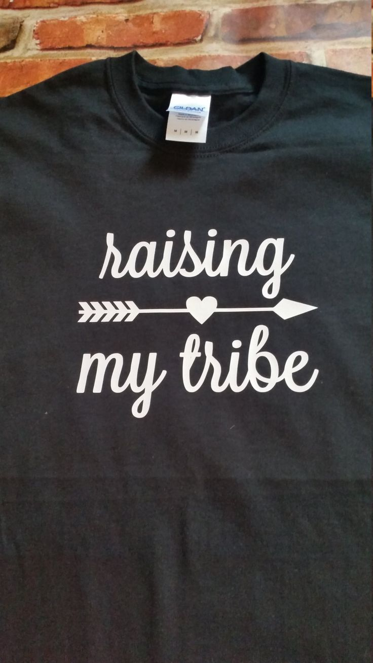Raising My Tribe - mom shirt - raising my tribe shirt - tribe shirt - womens shirt - arrow shirt by AlabamaCreations on Etsy