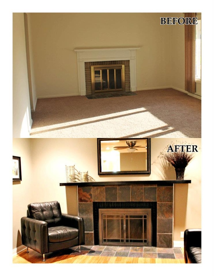 28 Best Images About Before After Remodels On Pinterest