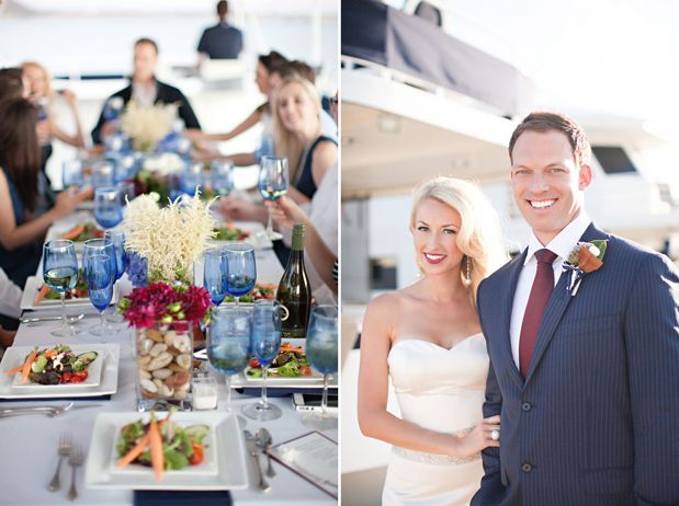 Private Ceremony Reception Later: 59 Best Images About Wedding Ceremony / Reception Aboard A
