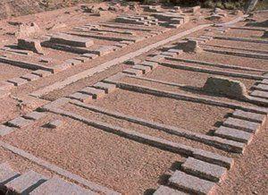 Unit 12 Harappa and Mohenjo-Daro - The ruins of Harappa