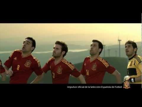 Anuncio Iberdrola Euro 2012