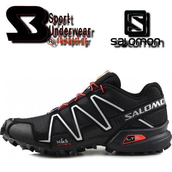 Salomon Speedcross 3 Το αθλητικό παπούτσι  Speedcross 3 από τη Salomon, είναι ιδανικό για ορεινό τρέξιμο. Είναι πολύ ελαφρύ και άνετο. Αγαπημένο παπούτσι των ορειβατών, για άψογη διαχείριση νερού και θερμοκρασίας. Είναι κατασκευασμένο για απόλυτη ρόσφυση, προστασία από τις καιρικές συνθήκες και ακριβής εφαρμογή στο πόδι.  Sb-Sport  Κατάστημα Αθλητικών Ειδών. http://www.sb-sport.gr/