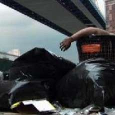 Body Parts in Garbage Cans for The Truth Campaign