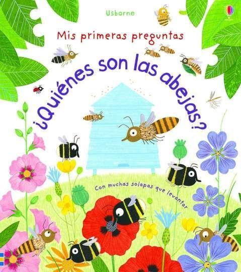 Las abejas son unos insectos asombrosos que viven en sociedades organizadas en la que cada uno cumple su función. Los pequeños descubrirán en este bonito libro multitud de cosas sobre la vida y los hábitos de estos singulares animales. Al igual que todos los demás títulos de la colección el libro se ha diseñado para que la información sea muy amena y fácil de comprender.