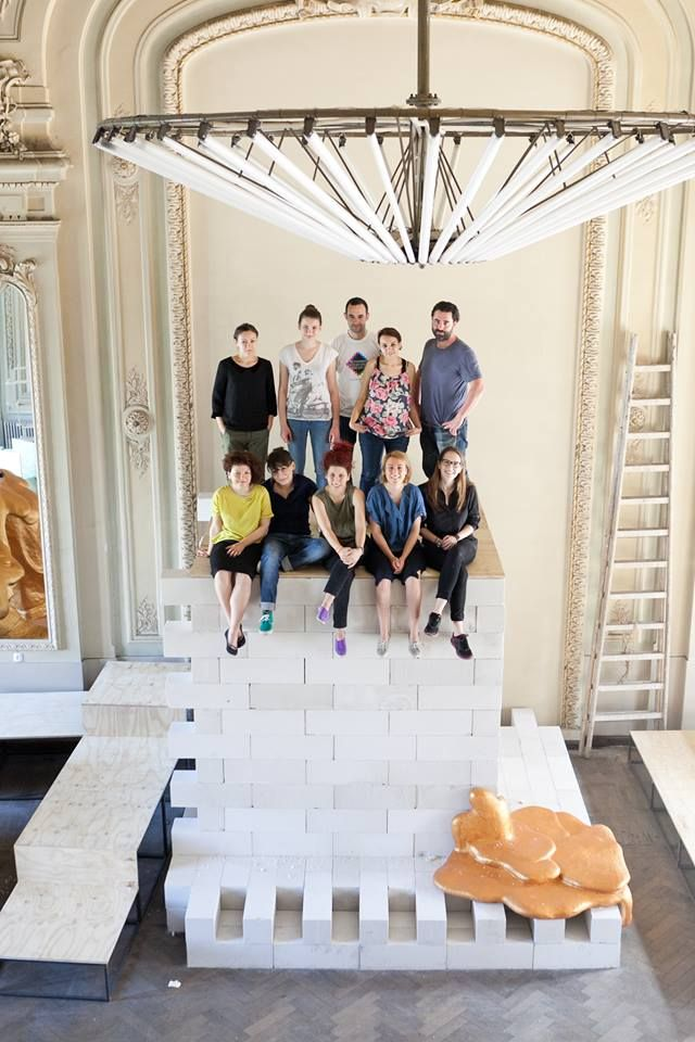 The team for the amazing Romanian Design Week 2014! #RDW2015 bring it on ;)  Stay tuned on our facebook page: https://www.facebook.com/romaniandesignweek for details, photos and news!  http://romaniandesignweek.com/