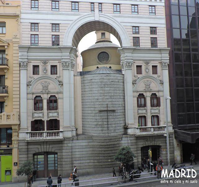 Madrid, entre mi cielo y mi suelo: Descubriendo el Oratorio del Caballero de Gracia