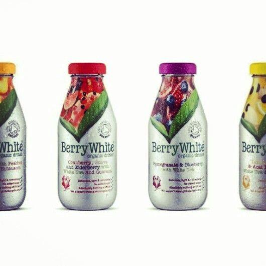 Bebida ecológica BerryWhite