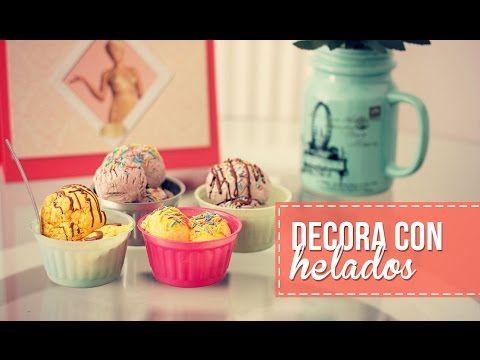 Hagamos unos helados muy especiales! - YouTube