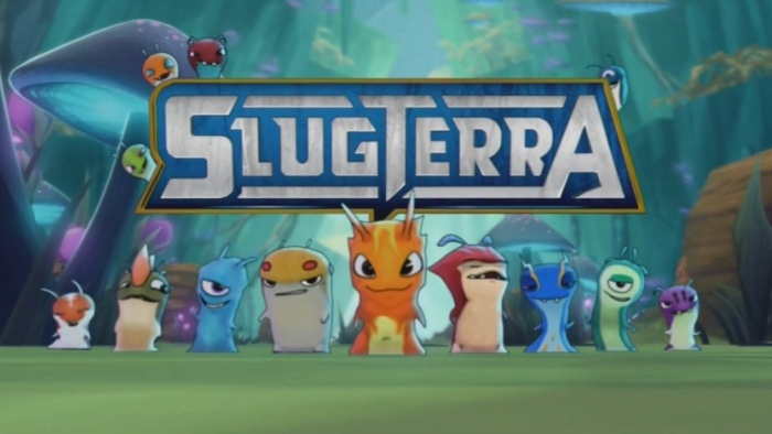 Slugterra games op: http://www.slugterra.com/game/battle and http://www.slugterra.com/game/slug_run