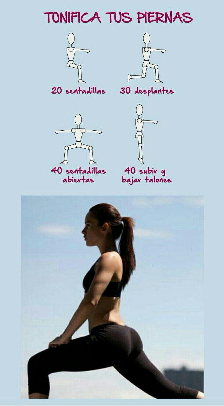 Descubre cómo tonificar tu cuerpo. Lucirás increíble éste verano.