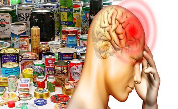 Meide aluminiumhaltige Nahrungsmittel – DeinGehirn wird es dirdanken