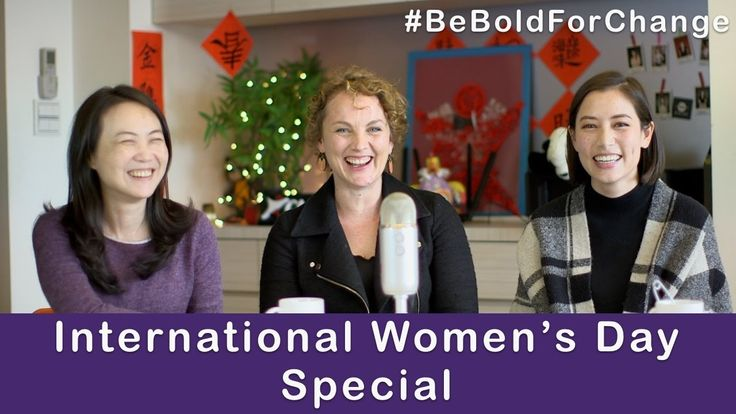 International Women's Day Chinese Lesson [Upper-Intermediate] with Fiona