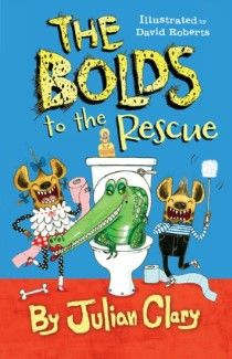 Download a FREE sample chapter from Julian Clary's The Bolds to the Rescue here: https://www.lernerbooks.com/digitalassets/Assets/Title%20Assets/21269/9781512410228/Sample%20Chapter.pdf