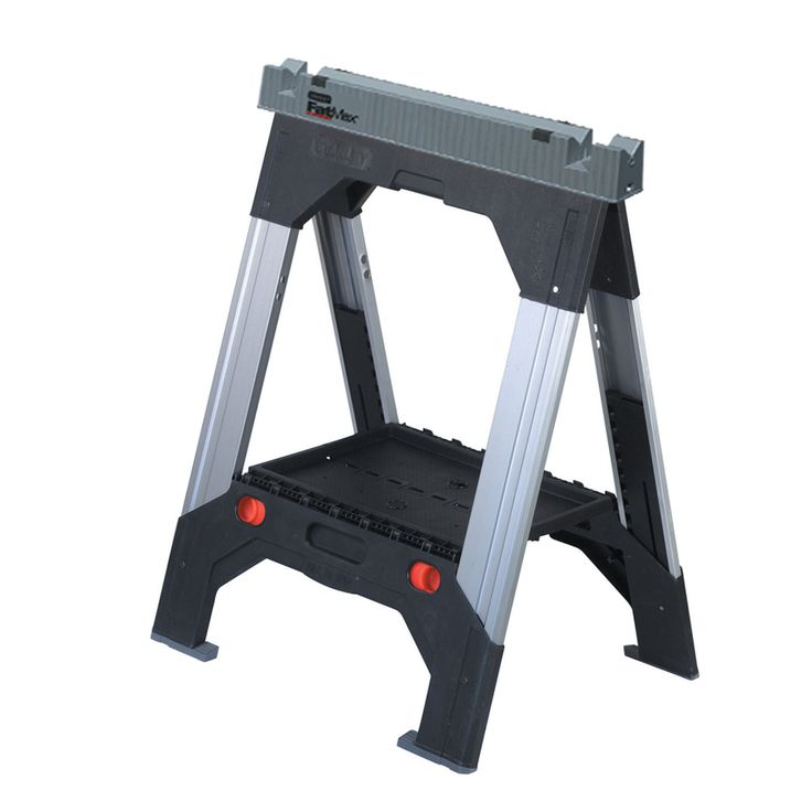 Shop Stanley Telescoping Sawhorse at Lowes.com