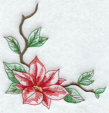 Machine Embroidery Designs at Embroidery Library! - Color Change - X9063
