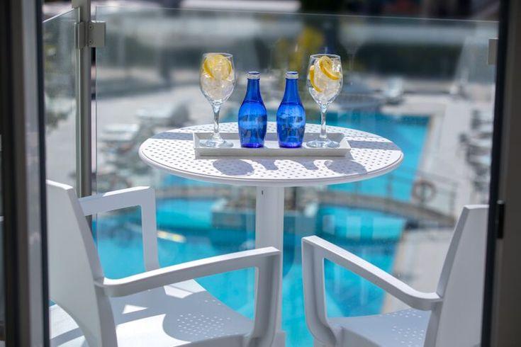 Anemi Hotel Balcony