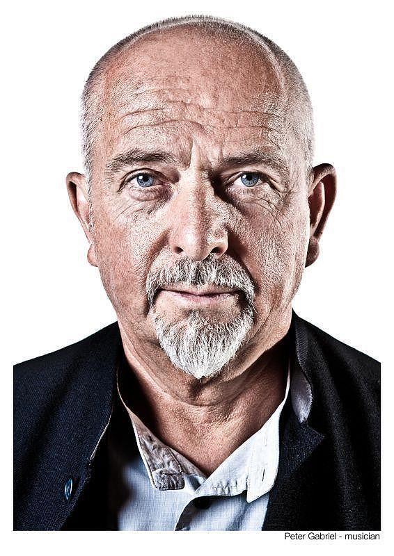 Celebrity Portraiture by Baldur Bragason